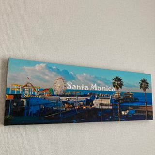 サンタモニカのアート