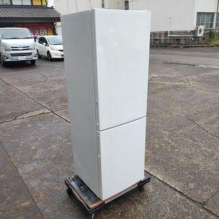 maxzen JR160ML01WH 2ドア冷蔵庫 白色『美品中...