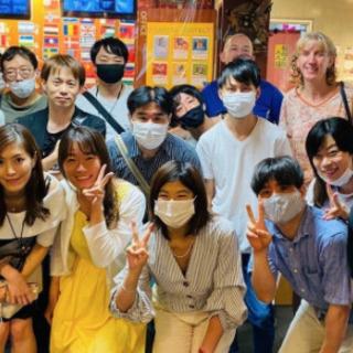 国際交流クッキングパーティー:サンドイッチ料理 9月19日(日)