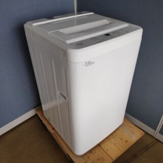 MAXZEN 全自動洗濯機 JW-55WP01『美品中古、小傷あ...