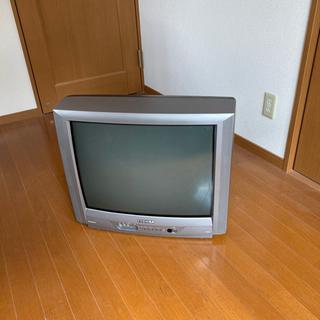 ブラウン管TVあげます