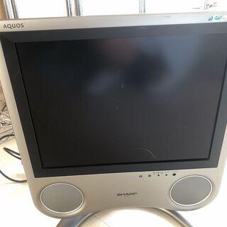 シャープAQUOS 2005年製