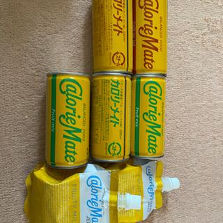 カロリーメイト缶5本+カロリーメイトゼリー2袋