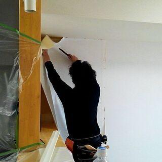 原状回復修繕,アパート清掃,職人見習い