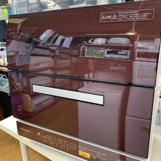 ⭐️ECONAVI搭載⭐️2017年製 Panasonic 食器洗い乾燥機 NP-TR9-T 6人分 パナソニックの画像
