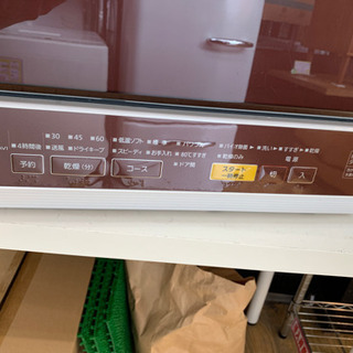 ⭐️ECONAVI搭載⭐️2017年製 Panasonic 食器洗い乾燥機 NP-TR9-T 6人分 パナソニック - 福岡市