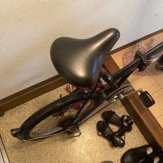 自転車あげます ⚠️直せる方のみ - 家具
