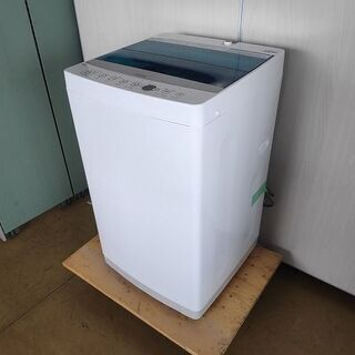 ハイアール 全自動洗濯機 JW-C70A『美品中古』2019年式 【リサイクルショップサルフ】の画像