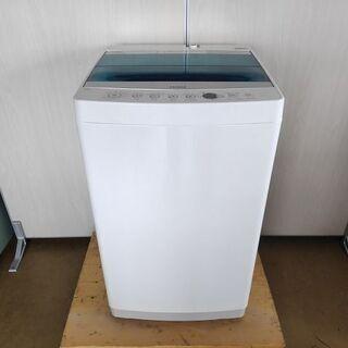 ハイアール 全自動洗濯機 JW-C70A『美品中古』2019年式 【リサイクルショップサルフ】 - 長岡市