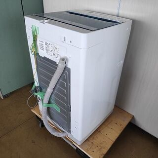 ハイアール 全自動洗濯機 JW-C70A『美品中古』2019年式 【リサイクルショップサルフ】 - 売ります・あげます