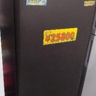 パナソニック Panasonic NR-B17BW-T [冷蔵庫 168L 右開き 2ドア マットビターブラウン]41509の画像
