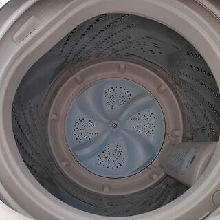 ハイセンス 全自動洗濯機 HW-E4502『良品中古』2017年式 【リサイクルショップサルフ】 − 新潟県
