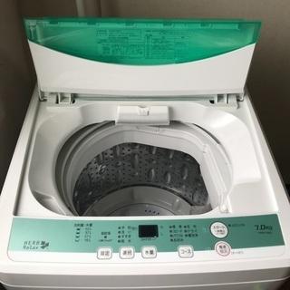 洗濯機。呉市まで取りにきてくれる方 交渉中 - 呉市