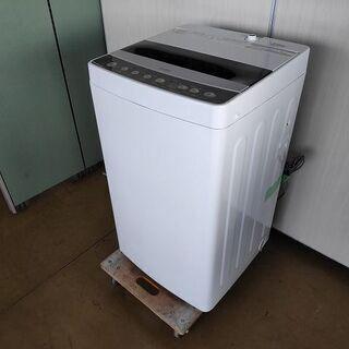 ハイアール 全自動洗濯機 JW-C45D 『美品中古』2019年式 【リサイクルショップサルフ】の画像
