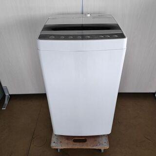 ハイアール 全自動洗濯機 JW-C45D 『美品中古』2019年式 【リサイクルショップサルフ】 - 長岡市