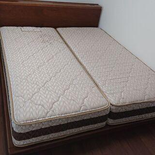 キングサイズベッド幅180×長さ195 - 本巣市