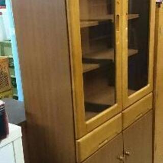 食器棚 【リサイクルショップBIG8】お持ち帰り価格