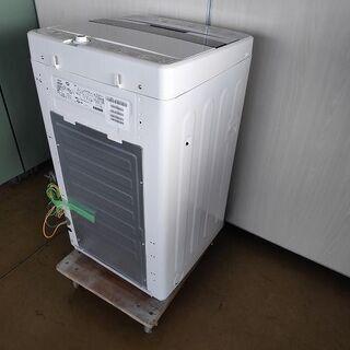 アクア 全自動洗濯機 AQW-S45G『美品中古』2019年式 【リサイクルショップサルフ】 - 売ります・あげます