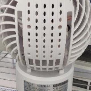 山善☆YAMAZEN サーキュレーター YAS-KW15(WH)41509 - 家電