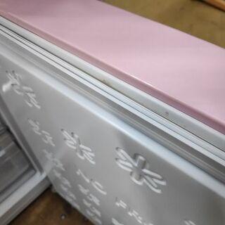 ハイアール JR-NF148A 2ドア冷蔵庫 ピンク色『良品中古』2018年  【リサイクルショップサルフ】 - 売ります・あげます