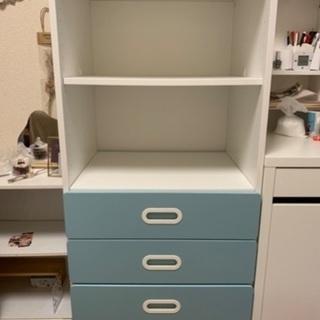 【ネット決済】【譲ります】IKEA整理棚