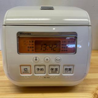 TOSHIBA 炊飯器☆091504