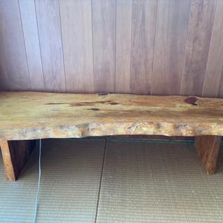 一枚木 机