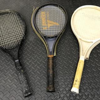 【1本100円】テニスラケット ブランド色々!