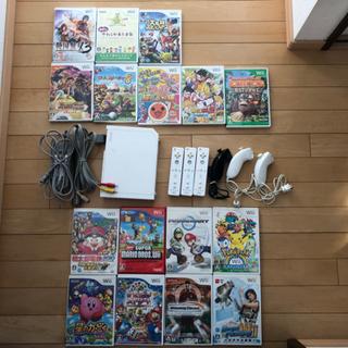 Nintendo  Wii  カセットいろいろ