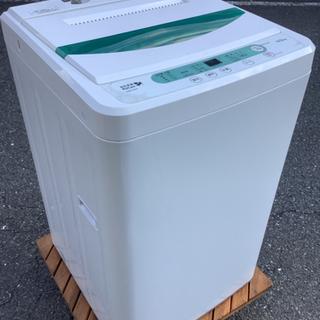 中古 YAMADA 洗濯機 4.5kg