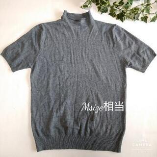 🌈美品 半袖薄手セーター