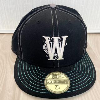 w-inds. ニューエラ コラボ キャップ