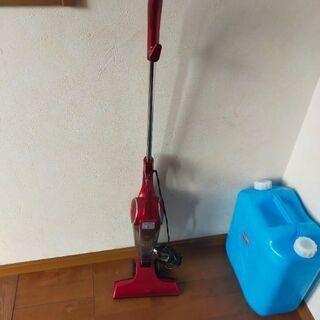 2ウェイサイクロンクリーナースティック&ハンディ掃除機