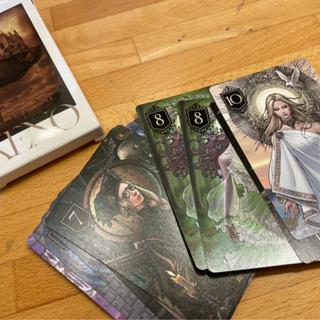 【決まりました】カードゲーム XENO