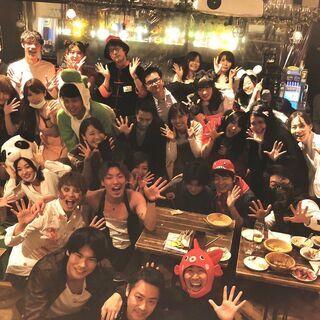 ハロウィンパーティー2021 @新宿🎃
