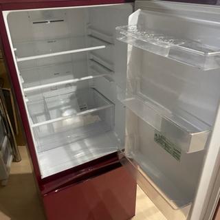 中古 冷蔵庫 AQR-18E アクア 清掃済み 動作確認OK 5年使用 - 八尾市