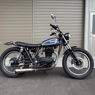 【ネット決済】☆値下げしました。250TR Kawasaki プ...
