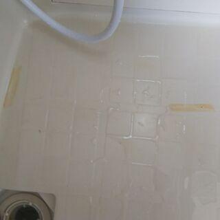 旭川市のお風呂掃除でもらい錆もキレイにします。旭川(旭川市近郊市町村)