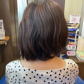 酸性髪質改善ストレートと髪質改善カラー
