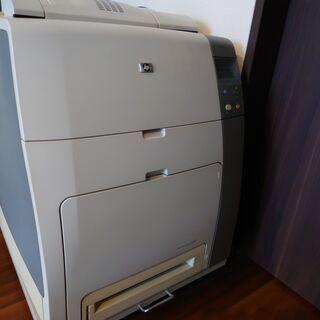 【旧品】A4カラーレーザープリンター(HP Color Lase...
