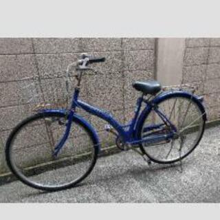 【ネット決済】スカラーレ 26インチ 自転車