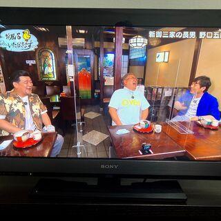 32型 液晶テレビ SONY KDL-32EX700 リモコン・...