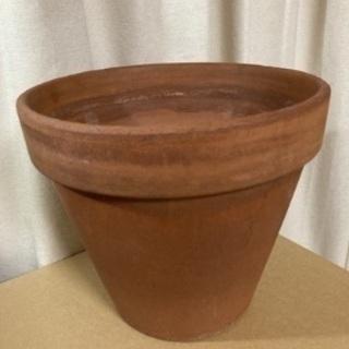 植木鉢 MADE IN ITALYの刻印