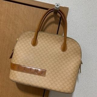 【ネット決済・配送可】セリーヌ トートバッグ ハンドバッグ