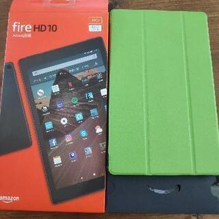 fire HD 10 第9世代 32GB Amazonタブレット