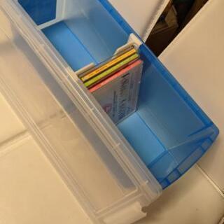 ナカバヤシ製 CDケース3個セット