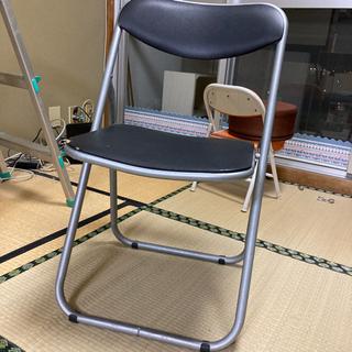 折り畳み パイプ椅子