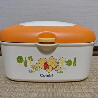 Combi クイックウォーマー HU くまのプーさん(おしりふき...