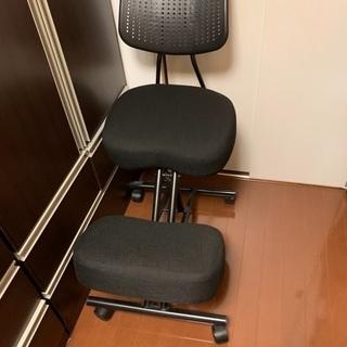 【ネット決済】健康椅子 姿勢矯正椅子