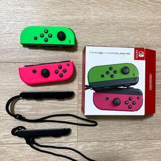 Nintendo switch本体(保証書・箱つき美品) + joy con×2 (計4本) + ケース - おもちゃ